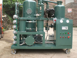 Vaccum Used Oil filtering plant/ Purification system