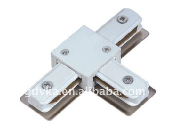 2 wire track light t connector with easy installation view 2 wire 2 wire track light t connector with easy installation mozeypictures Choice Image