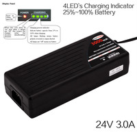 Everpower BMW external battery charger 24V 3A