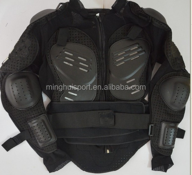 Custom motocross gear Men's Motorcycle Body Armor from China factory
