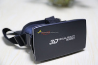 110 visual angle Plastic Virtual reality glasses for 4.7-6inch phone