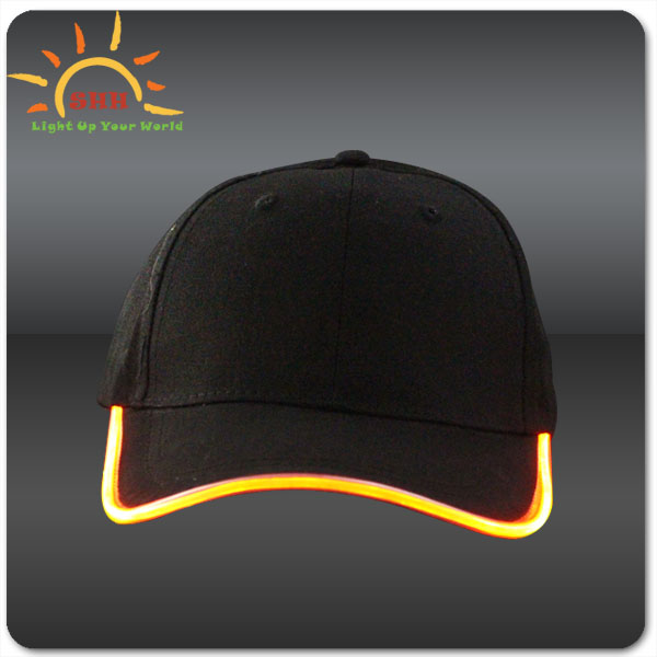 LED Lighted Glow Club Party Sports Cap led cap