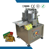 stainless steel durable hot melt gluing machine for quick glue