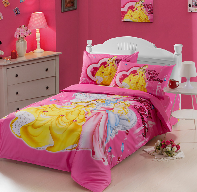2017 New Style Printed 4pcs Bedding Set 100 Polyester