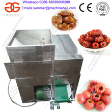 Hot Sale Red Date Stoning Pitting Date Seed Removing Machine