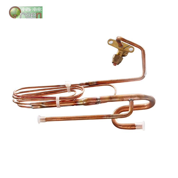 Copper Pipes Refrigeration Capillary Tube/coil pipe China Supplier