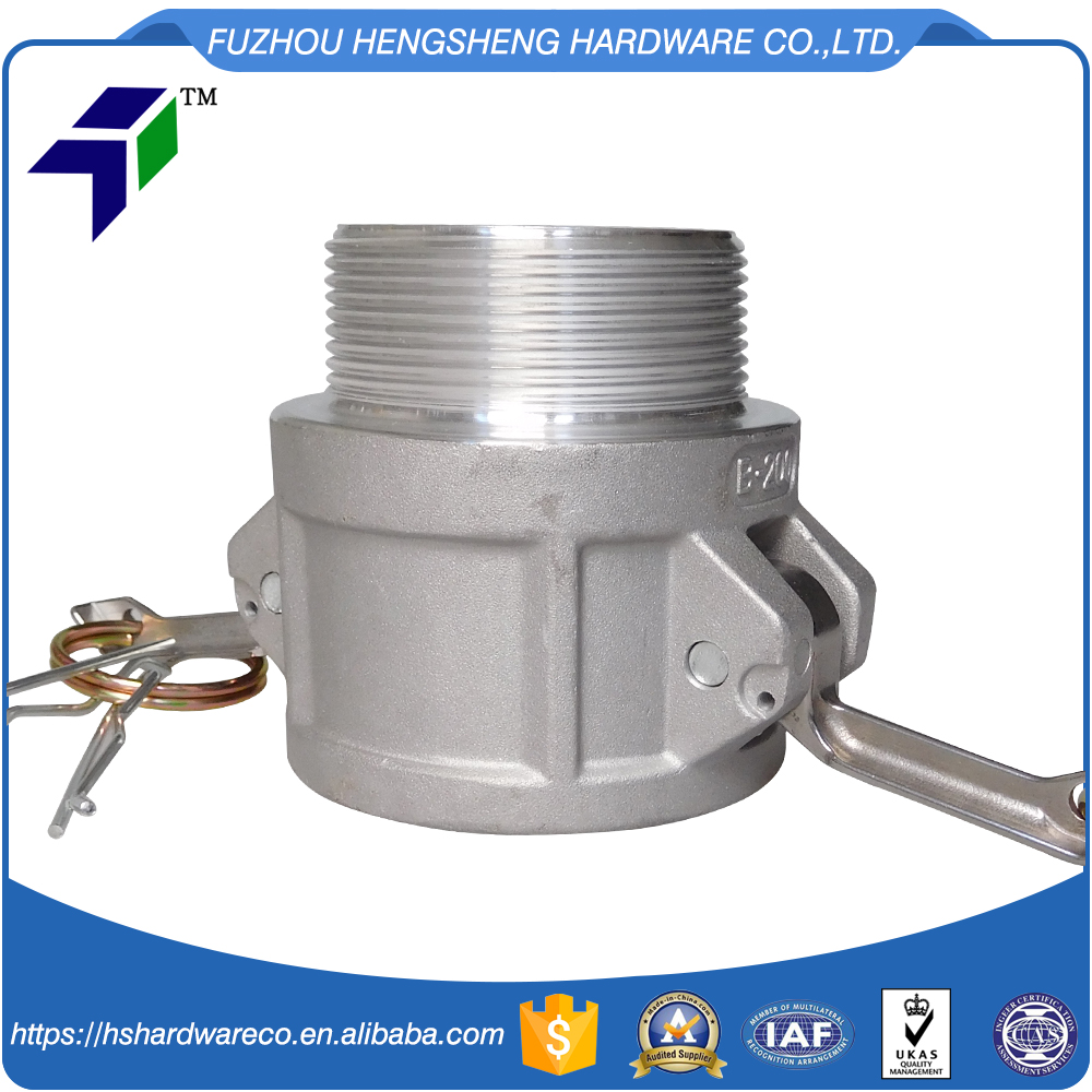 Hot sale competitive camlock coupling jakarta china supplier