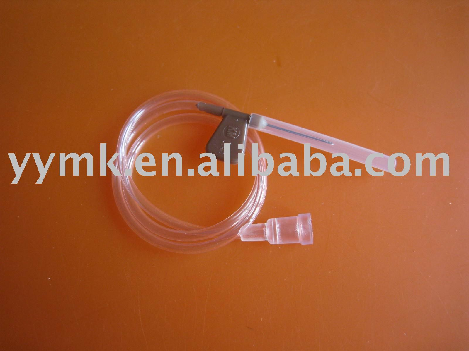 disposable injection needle