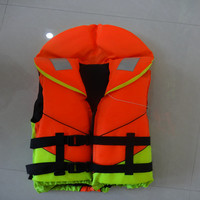 life jacket swim suit/portable life jacket/parts for life jacket