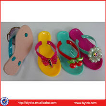 2013 Fashion PVC Jelly Kids Sandals