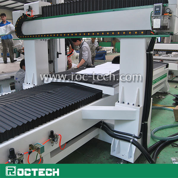RC1325RH-ATCT 4 Axis CNC 1325 Mill Machinery for Wood