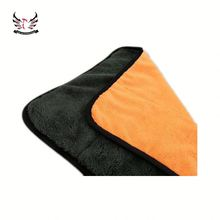 Low Price Popular Car Detailing Care Coral Fleece Waxing Polishing Towel