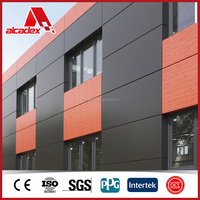aluminum exterior wall covering panel price