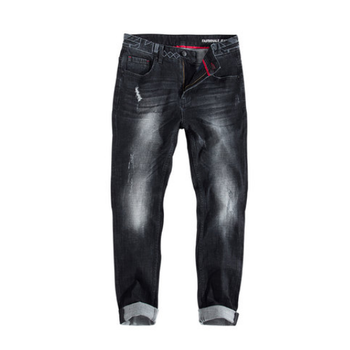True china Factory A Wholesale US Traditional for men Jeans Distressed Denim Pants