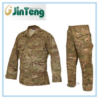 durable material high color fastness good multicam bdu army military uniform