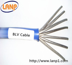Aluminum conductor anti aging electric cable