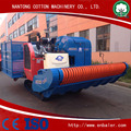 High Efficiency Self-powered Straw Baler Machine with Lifelong After-sale Service