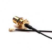 RF Pigtail Jumper Wire 15CM IPX U.FL to SMA Female Cable compatible with the OpenBee telemetry modules