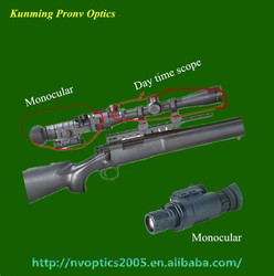 night vision scope hunting equipment