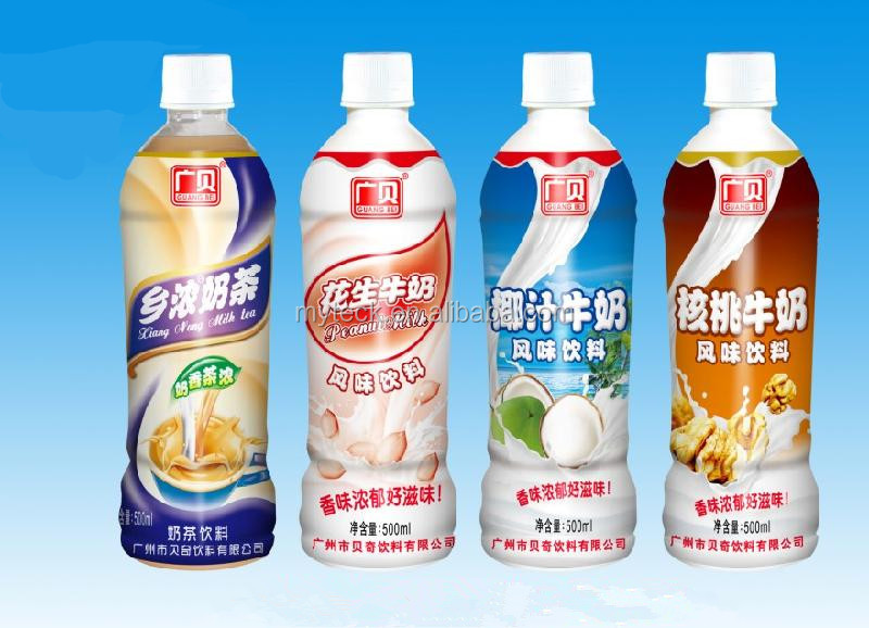 Complete plant machinery for milk flavored drink China