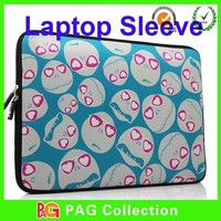 Neoprene 19 inch laptop sleeve, 19 inch laptop bag, 19 inch laptop case cover