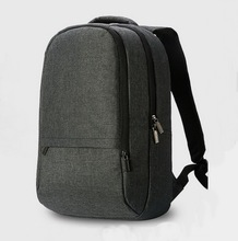 Custom Canvas Backpack Bag Laptop Mochila for Men School Waterproof Back Pack
