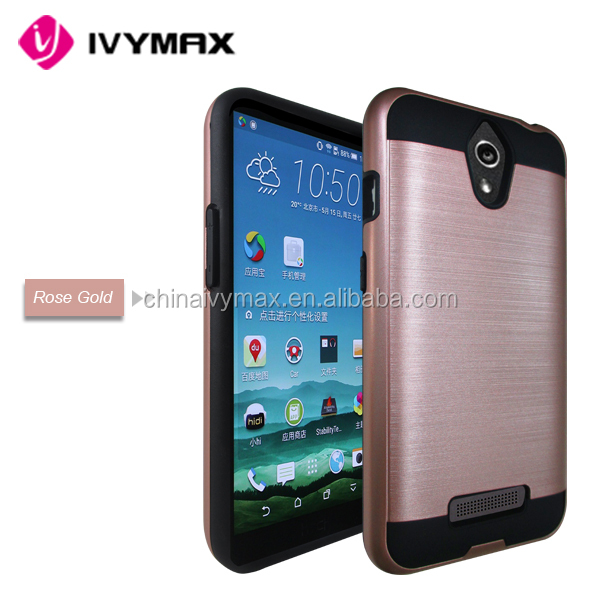 GuangZhou manufacturer wholesale custom cheap mobile phone cases for ZTE Z820 obsidian tpu back cover