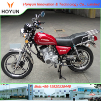 Hot sale in Tanzania Haojue SANLG GN125 SL125-5 HJ125-8 motorcycles