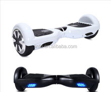 High Quality Self Balancing Scooter Bluetooth Foot Scooter 2 Wheel Electric Standing Scooter with LED Light