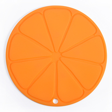 Heat Resistant High Quality Silicone Coaster, Silicone Table Coaster, Silicone Pads