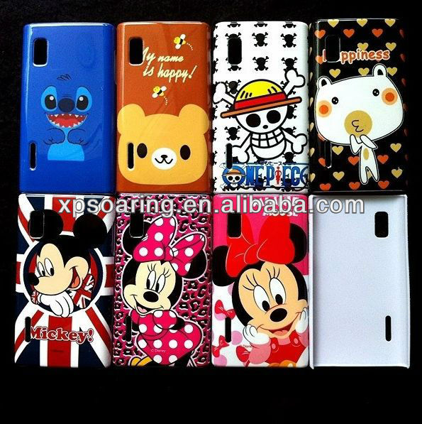 High quality IMD case skin cover for LG E610 optimus L5