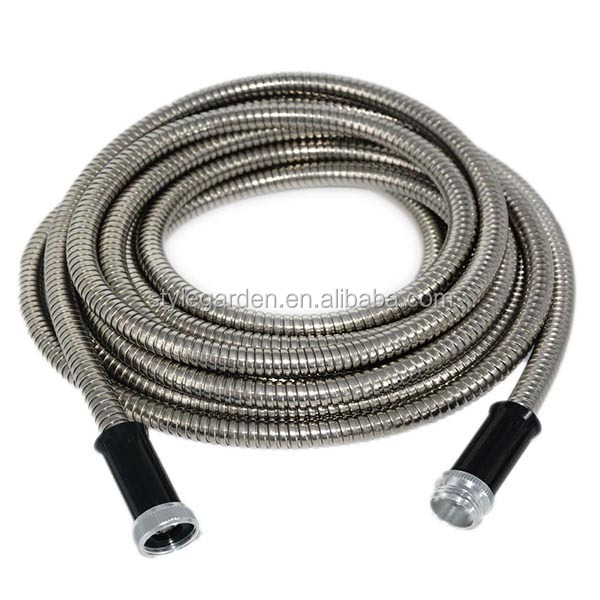 Stainless steel lawn watering flexed <strong>hose</strong>