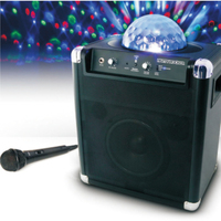 Supply all kinds of subwoof box,sundown subwoofer,8 inch subwoofer loud portable trolley speaker
