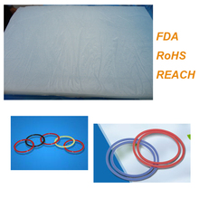 Food Grade HTV High Quality FDA Solid Silicone Rubber