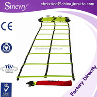 Crossfit Fitness Training 4m 8 Rungs Speed Agility Ladder Exercises