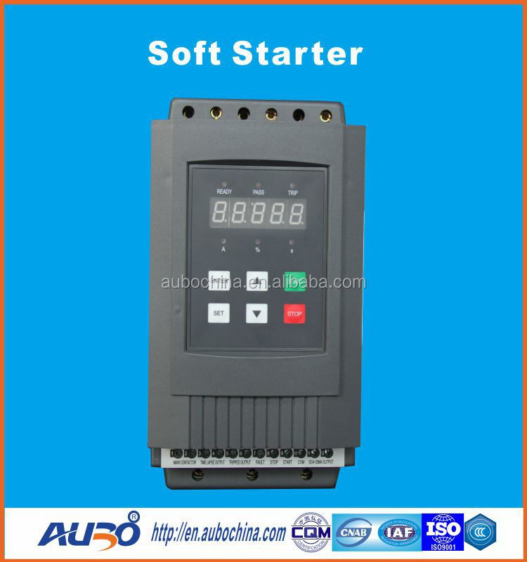 150a 75kw China Market Of Electronic Soft Starter For Ac