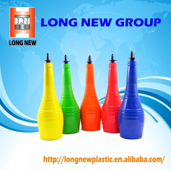 Flare bottle bartending equipment, blowing mould
