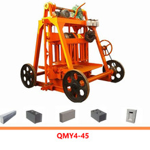 Project Proposal Of Machine Hollow Block Making / Aac Hollow Stone Block Brick Making Machine Price
