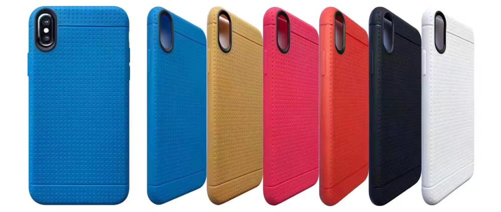 NEW DESIGN Soft flexible phone case for iPhone 8