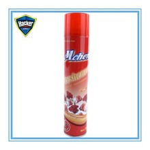 fragrance and deodorant natural car air freshener spray