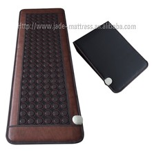 Korea ceragem similar far infrared heating magnetic therapy body massager sofa mat