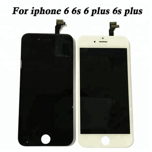 Original Tianma digitizer assembly glass touch screen display lcd for iphone 6 plus