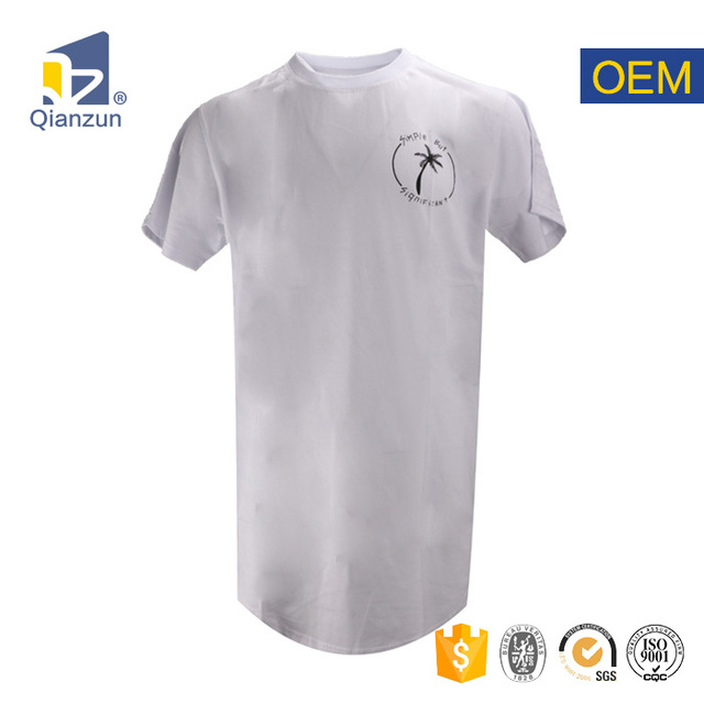 women custom white hemp blank tees t-shirt with printing