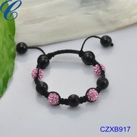 Mysterious Shamballa bracelet fashion woman accessories new product 2015
