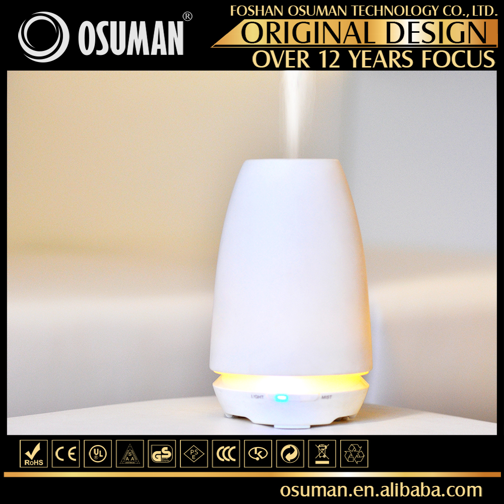 herbal aroma product aromatherapy essential oil air diffuser with ceramic cover