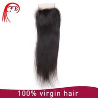 Hair products totally unprocessed malaysian virgin hair closure