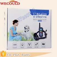 Dog Bark Collar Remote For Electric Meter Stop 2016 Fashion Design PTS-008
