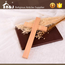 Strong production gift decorative wood hanging crosses