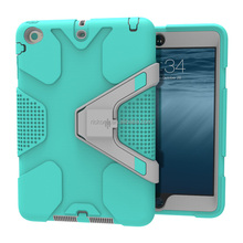 Rugged Heavy Duty Shockproof Hard Case Cover for iPad Air 2