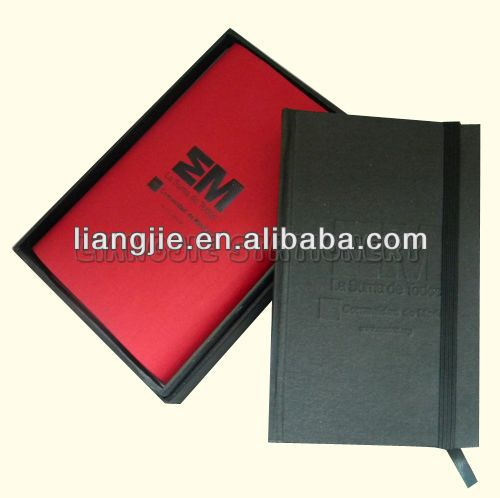 PU/PVC Leather Organizers and Notebooks for Company Gifts and Promotions